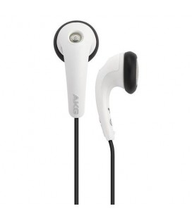 Casti in ear cu microfon AKG Y16A WHITE Black