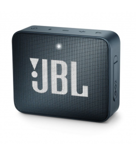 Boxa wireless portabila cu Bluetooth® JBL GO 2 Slate Navy, IPX7 Waterproof