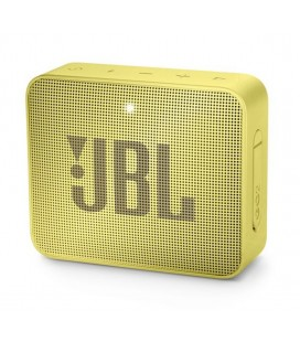 Boxa wireless portabila cu Bluetooth® JBL GO 2 Sunny Yellow, IPX7 Waterproof