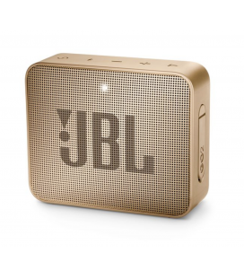 Boxa wireless portabila cu Bluetooth® JBL GO 2 Ruby Red, IPX7 Waterproof
