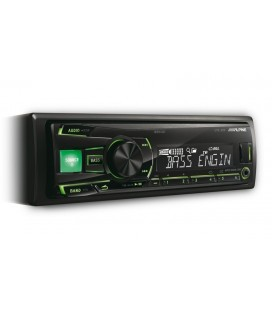 MP3 auto Alpine UTE-81R, USB, 4x50W, Aux In
