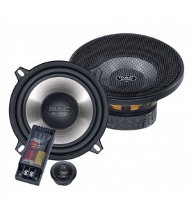 Boxe auto componente MAC AUDIO Power Star 2.13, 13 cm, 80W RMS, 90db - pereche