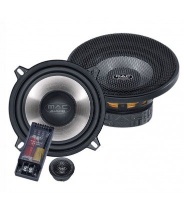 Boxe auto componente MAC AUDIO Power Star 2.13, 13 cm, 80W RMS, 90db