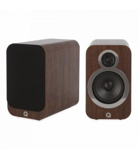 Boxe de raft Q Acoustics 3020i - pereche - english walnut