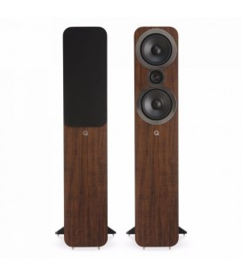 Boxe de podea Q Acoustics 3050i - pereche - english walnut