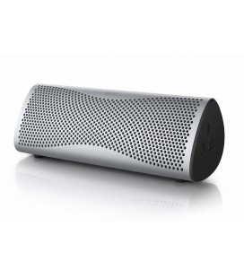 Boxa Wireless Portabila Kef MUO Light Silver, Bluetooth® 4.0 aptX®