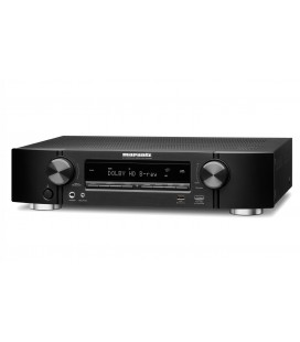 Network Receiver A/V 5.2 canale Marantz NR-1508 Black, ULTRA-SLIM, AirPlay, Bluetooth, TuneIn Internet Radio, HEOS, Amazon Alexa