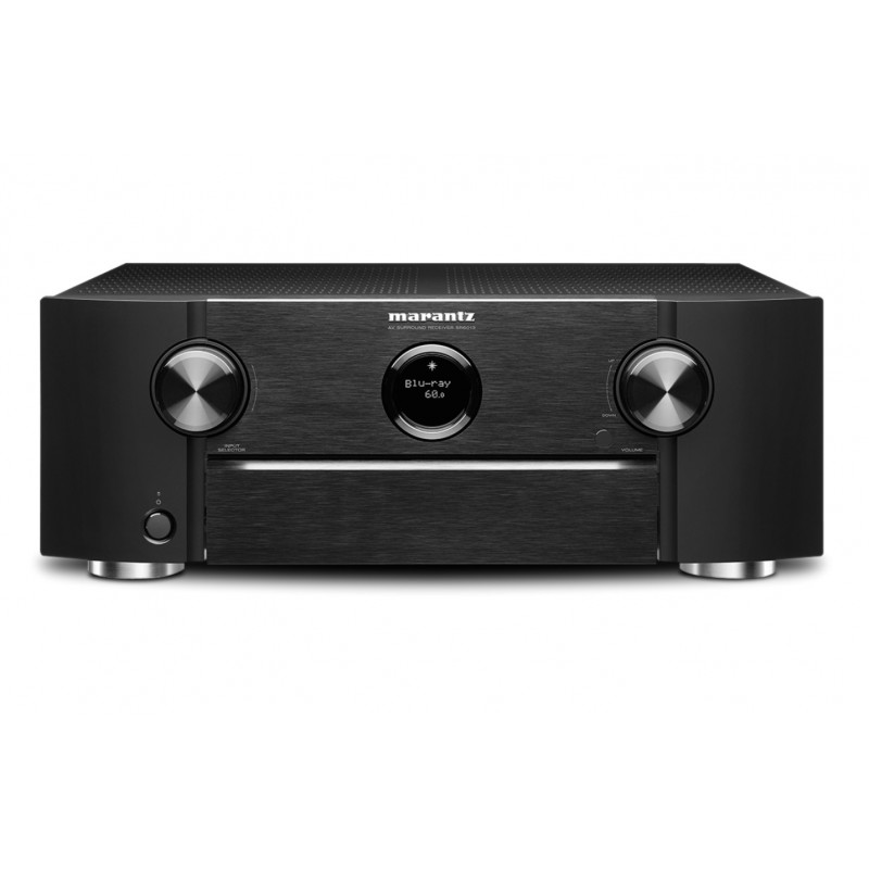 Network Receiver AV 9 2 Marantz SR6013 Black, AirPlay