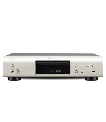 CD player hi-fi Denon DCD-720AE - silver