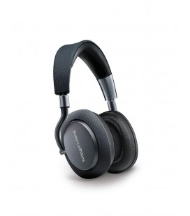 Casti Wireless Over Ear Bowers & Wilkins® PX Wireless Space Grey, Noise cancelling wireless headphones