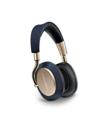 Casti Wireless Over Ear Bowers & Wilkins® PX Wireless Soft Gold, Noise cancelling wireless headphones