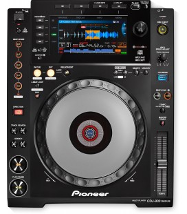 Pioneer CDJ 900 Nexus, CD DECK PIONEER