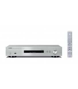 Network Audio Player Yamaha NP-S303 Silver, Wi-Fi Direct, Airplay, Bluetooth, Internet Radio