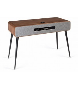 Microsistem stereo Ruark R7 MK3 RICH WALNUT VENEER  WiFi, Bluetooth aptX HD, Internet Radio, Multi Room,  CD, FM, DAB, DAB+