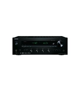 Network Receiver stereo Hi-Fi Onkyo TX-8250 Negru, Bluetooth Audio, Wi-Fi®, and AirPlay, Spotify