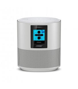 Boxa wireless Bose Home Speaker 500 Silver, Wi-Fi, Bluetooth, Amazon Alexa, Deezer, Spotify