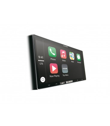 "DVD auto Alpine iLX-700, 2DIN, Apple CarPlay, 7"" TOUCHSCREEN, 4x50W, USB"