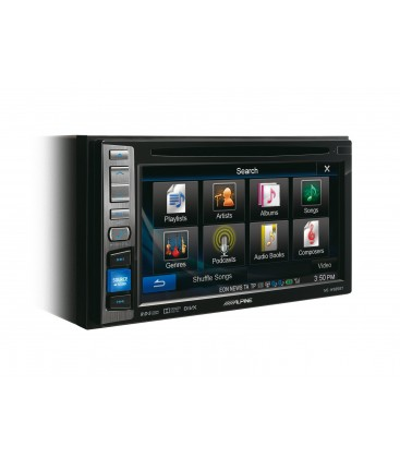 DVD auto Media Player Alpine IVE-W585BT, 2DIN, Bluetooth®, USB, 4x50W, USB, BASS ENGINE SQ