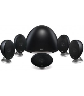 Set boxe surround 5.1 KEF E305 BLACK