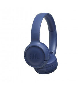 Casti wireless cu Bluetooth® 4.1 JBL TUNE 500BT BLUE