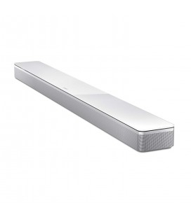 Soundbar BOSE SOUNDBAR 700 WHITE, Powerful Sound, Wi-Fi, Bluetooth, HDMI™ ARC, Adaptiq Audio Calibration, AMAZON ALEXA
