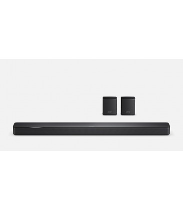 Set Soundbar BOSE SOUNDBAR 500 BLACK, Surround Speakers