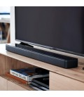 Soundbar Bose Soundbar 700 Black, Powerful Sound, Wi-Fi, Bluetooth, HDMI™ ARC, Adaptiq Audio Calibration, AMAZON ALEXA