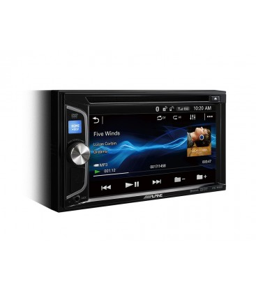 DVD auto Media Player Alpine IVE-W560BT, 2DIN, Bluetooth®, USB, 4x50W, USB, BASS ENGINE SQ