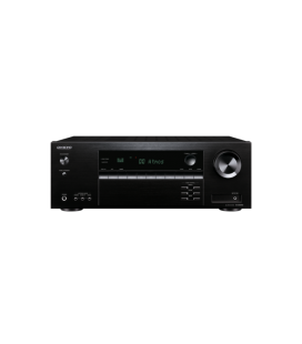 Bluetooth A/V Receiver 7.2 Onkyo TX-SR494 Black, Dolby Atmos®, DTS:X™, Dolby Atmos Height Virtualizer