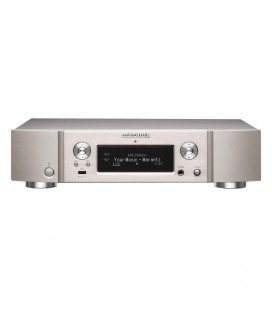 Network Player hi-fi Marantz NA6006 Silver, Wi-Fi, Bluetooth, AirPlay 2, Heos APP, Amazon Alexa