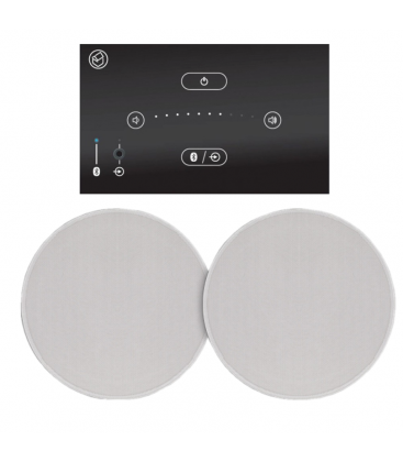 Boxe si amplificator stereo in-wall / in ceiling Systemline E50 Stereo