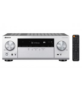 Receiver 7.2 Pioneer VSX-934-S, Dolby Atmos®, DTS:X®, Works with Sonos, Zone 2, AirPlay 2, Bluetooth and USB