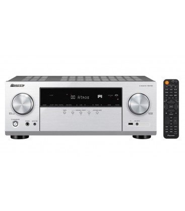 Receiver 7.2 Pioneer VSX-934-K, Dolby Atmos®, DTS:X®, Works with Sonos, Zone 2, AirPlay 2, Bluetooth and USB