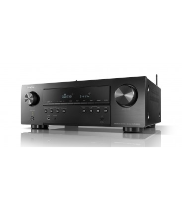 Network Receiver AV 5.2 DENON AVR-S650H, 135W, 4K Ultra HD, Dolby True HD, DTS-HD, Dolby Vision™, Bluetooth® and HEOS