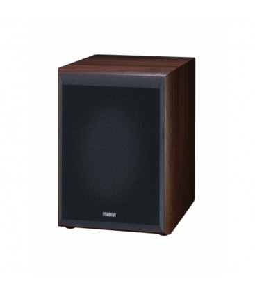 Subwoofer activ Magnat Monitor Supreme Sub 202A Mocca, 80W RMS, 20 - 200 Hz