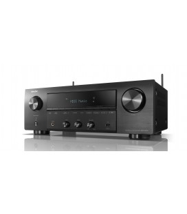 Network Stereo Receiver hi-fi DENON DRA-800H BLACK, HDMI UHD 4K, HEOS, Bluetooth, Airplay 2, FM/DAB+,Hi-RES