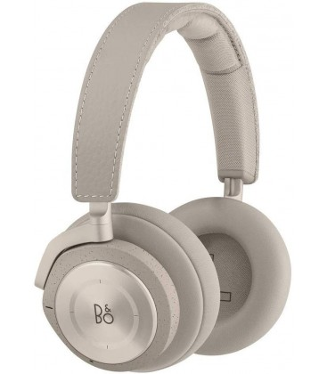 Casti wireless on ear cu microfon Bang & Olufsen Beoplay H9i Clay Limited Edition, ANC Active Noise Cancelling