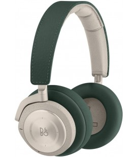 Casti wireless on ear cu microfon Bang & Olufsen Beoplay H9i Pine Limited Edition, ANC Active Noise Cancelling