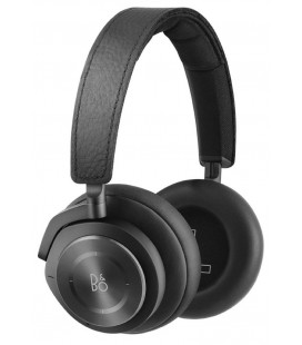 Casti wireless on ear cu microfon Bang & Olufsen Beoplay H9i Black, ANC Active Noise Cancelling