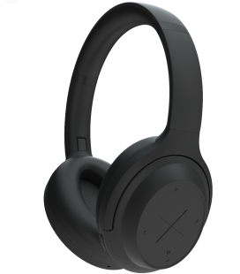 Casti Bluetooth Wireless cu Noise Canceling KYGO A11/800 BLACK, Bluetooth 5.0 Adjustable Active Noise Cancellation