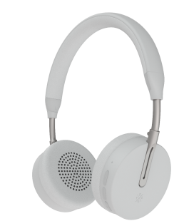 Casti Bluetooth Wireless KYGO A6/500 WHITE, Bluetooth 4.1, NFC pairing, aptX® and AAC® codecs