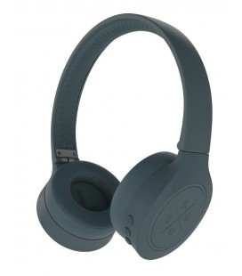 Casti Bluetooth Wireless KYGO A4/300 STORM GREY, Bluetooth 4.2, Sound quality aptX®
