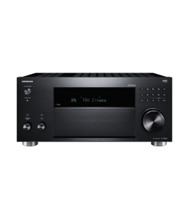 Network A/V Receiver 9.2 ONKYO TX-RZ840 BLACK, THX®, Dolby Atmos®, DTS:X, FlareConnect, Wi-Fi®, AirPlay, Spotify®, Chromecast