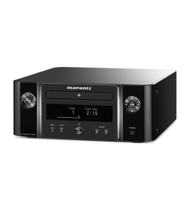 Receiver stereo Marantz Melody X M-CR612 Black, AirPlay 2, Bluetooth, DAB+/FM radio, Google Assistant, Apple Siri