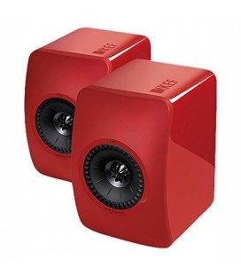 Boxe active de raft KEF LS50 RACING RED  - pereche