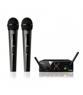 Microfon Wireless AKG WMS 40 Mini2 Vocal