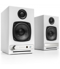 Boxe wireless cu Bluetooth AUDIOENGINE HD3 White, 2x15W RMS, USB, AUX