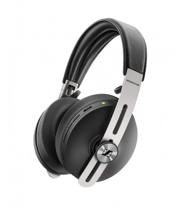 Casti Wireless SENNHEISER MOMENTUM 3 OVER EAR WIRELESS BLACK, Active Noise Cancellation, Bluetooth 5.0, NFC