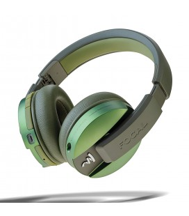 Casti Wireless over-ear cu Bluetooth®  4.1 Focal Listen Wireless Green
