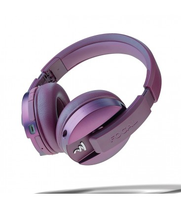 Casti Wireless over-ear cu Bluetooth®  4.1 Focal Listen Wireless Purple